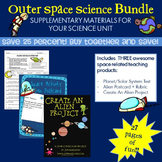 Outer Space Science Bundle: Supplementary Materials for Your Science Unit