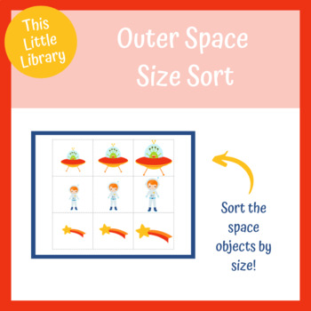 Outer Space Size Sort