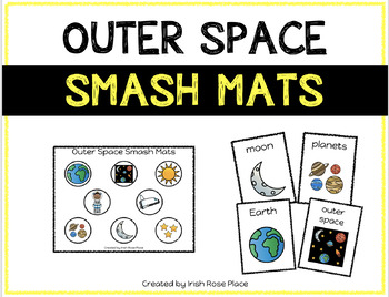 Outer Space Smash Mats