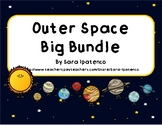 Outer Space Solar System Big Bundle