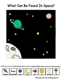 Outer Space Sort (Special Education)