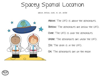 Outer Space Spatial Concepts