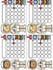 Outer Space Sticker Incentive Charts - Full Color and Less