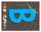Outer Space Theme Alphabet & Numerals Kit