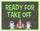 Outer Space Theme Classroom Management Kit