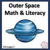 Outer Space Math & Literacy