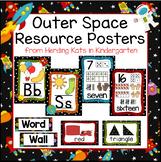 Outer Space Classroom Decor