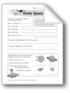 Outer Space (Thinking Skills)
