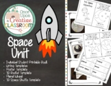 Outer Space Unit (Solar System and Planets included) for Early Elementary