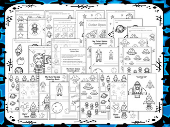 Outer Space Worksheets