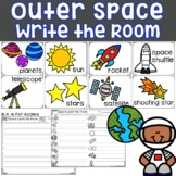 Outer Space Write the Room