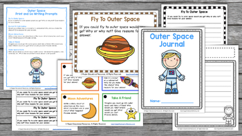Outer Space Writing Prompts