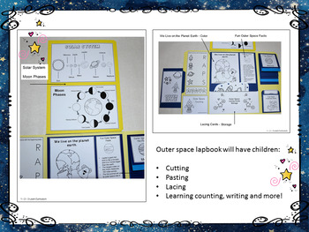 Outer Space lapbook