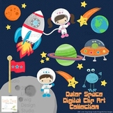 Outer space Digital clip art