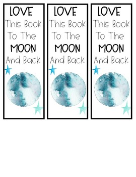 Outerspace Bookmarks
