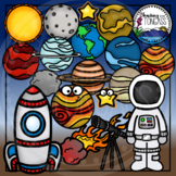Space Clipart (Planets Clipart)