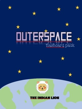 Outerspace Flashcards and Planet facts