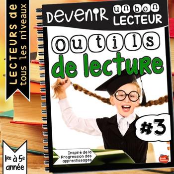 Devenir un bon lecteur #3: Outils de Lecture