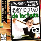 Compréhension de texte: Stratégies de Lecture / French Reading strategies