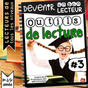 Compréhension de texte: Stratégies de Lecture / French Reading strategies