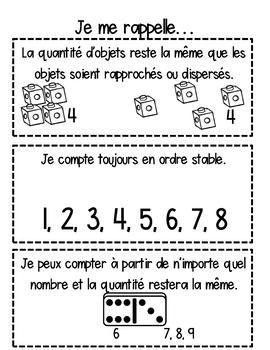 Outils de littératie et de mathématiques