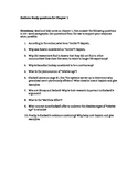 Outliers Chapter 1 Study Questions