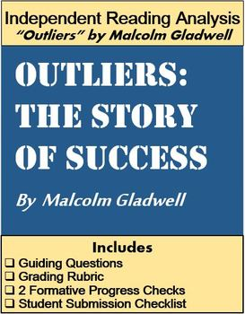 """Independent Reading Analysis - """"Outliers"""" Malcolm Gladwell"""