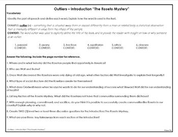 Outliers The Story of Success Introduction - The Roseto Mystery