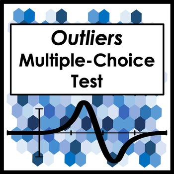 Outliers Multiple Choice Test w. Study Guide
