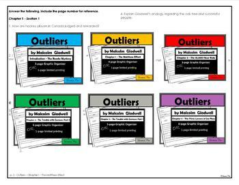 Outliers The Story of Success - PART ONE OPPORTUNITY (Intro, Chapters 1-5)