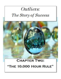 """Outliers: The Story of Success Chapter Two """"10,000 Hour Rule"""" 37 NO PREP pages"""