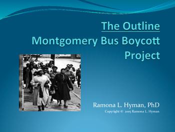 "Outline: Theme-""Rosa Parks"""