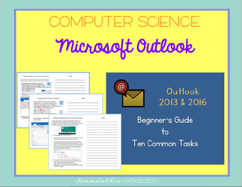 Outlook 2013/2016 Beginner's Guide - Ten Basic Lessons