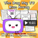 Summer Reading Comprehension - Funny Videobook!