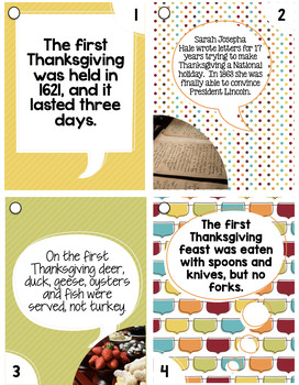 Outrageously True ~ Thanksgiving Edition