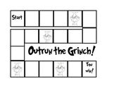 Outrun the Grinch Math Game