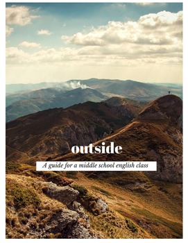 Outside - A guide to integrating nature in your classroom