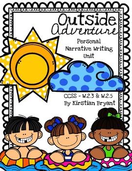 Outside Adventure Personal Narrative Unit