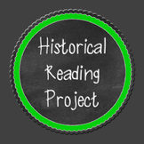 Outside Reading Project: Incorporate Books into Your History Class