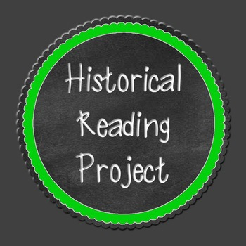 Outside Reading Project: Incorporate Books into Your Histo