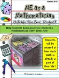 Student Math Reflection : Outside the Box Project
