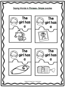 Articulation Program: /f/ for speech and language therapy