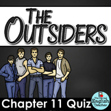 Outsiders Chapter 11 Quiz