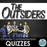 Outsiders Chapter Quizzes