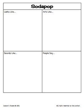 photo about Character Graphic Organizer Printable named The Outsiders Persona Charts and Impression Organizers Printable and Electronic