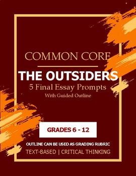 response to literature essay prompts