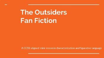 Outsiders Fan Fiction