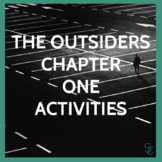 Outsiders Freebie: Chapter One Materials