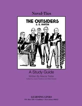 Outsiders - Novel-Ties Study Guide