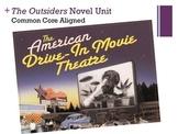 Outsiders Novel Unit